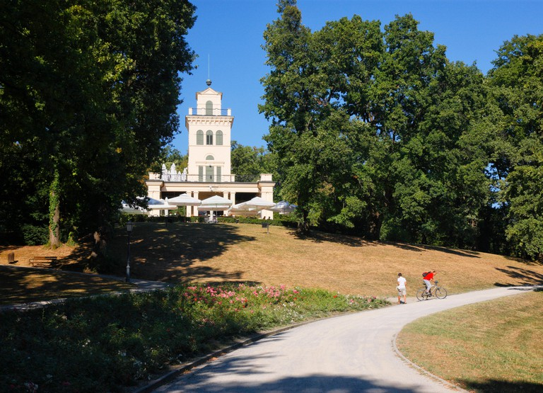 Zagreb Maksimir park, Croatia