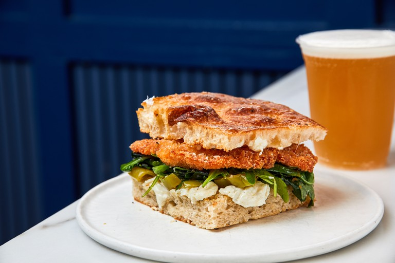 Sandwich at Daily Provisions
