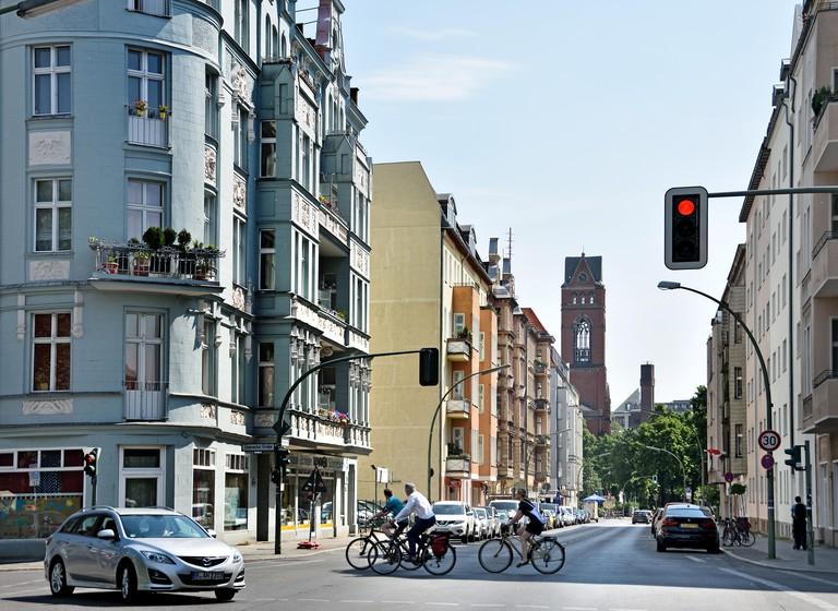 Schoneberg in Berlin, Germany.