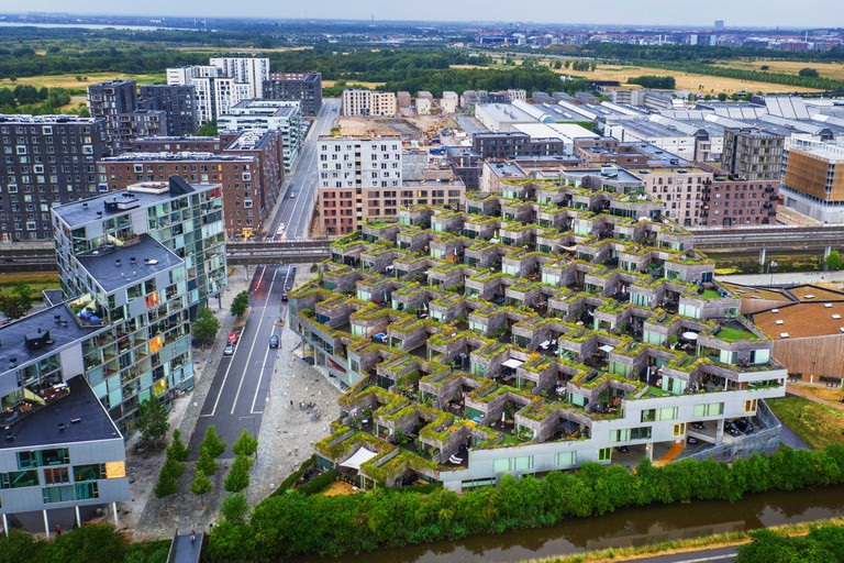 Mountain Dwellings, Copenhagen