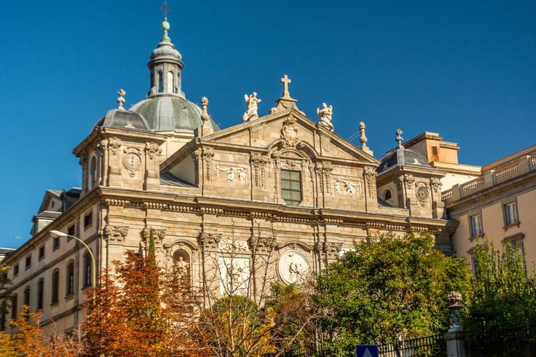 Iglesia de Santa Bárbara o iglesia de las Salesas Reales