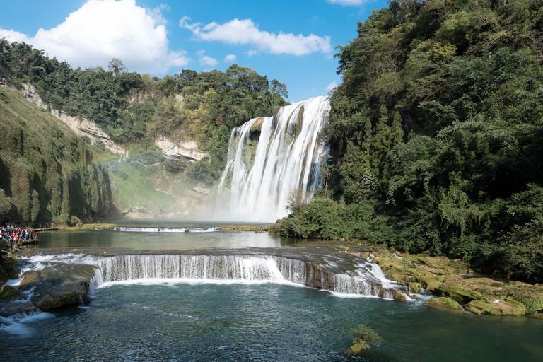 Huangguoshu waterfall in Guizhou
