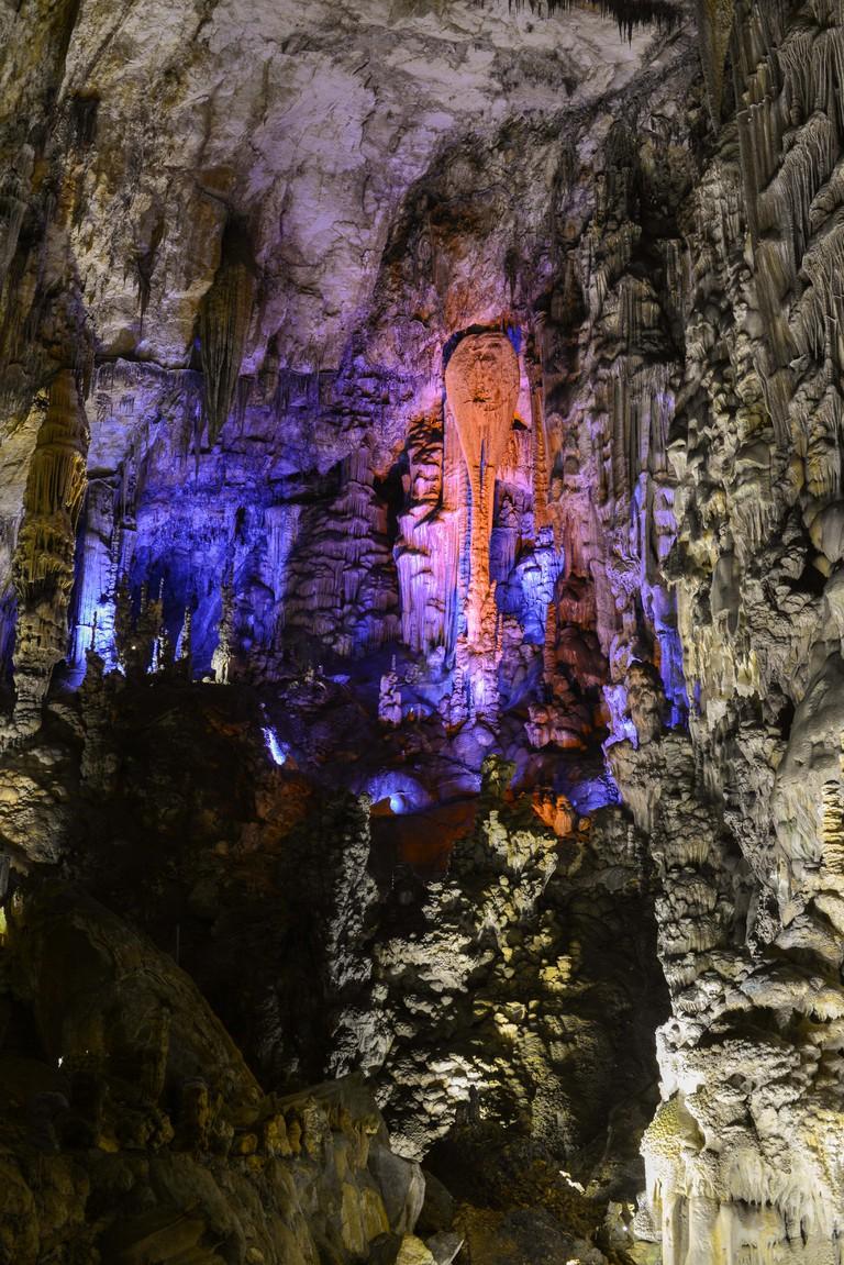 Guizhou Zhijin Cave