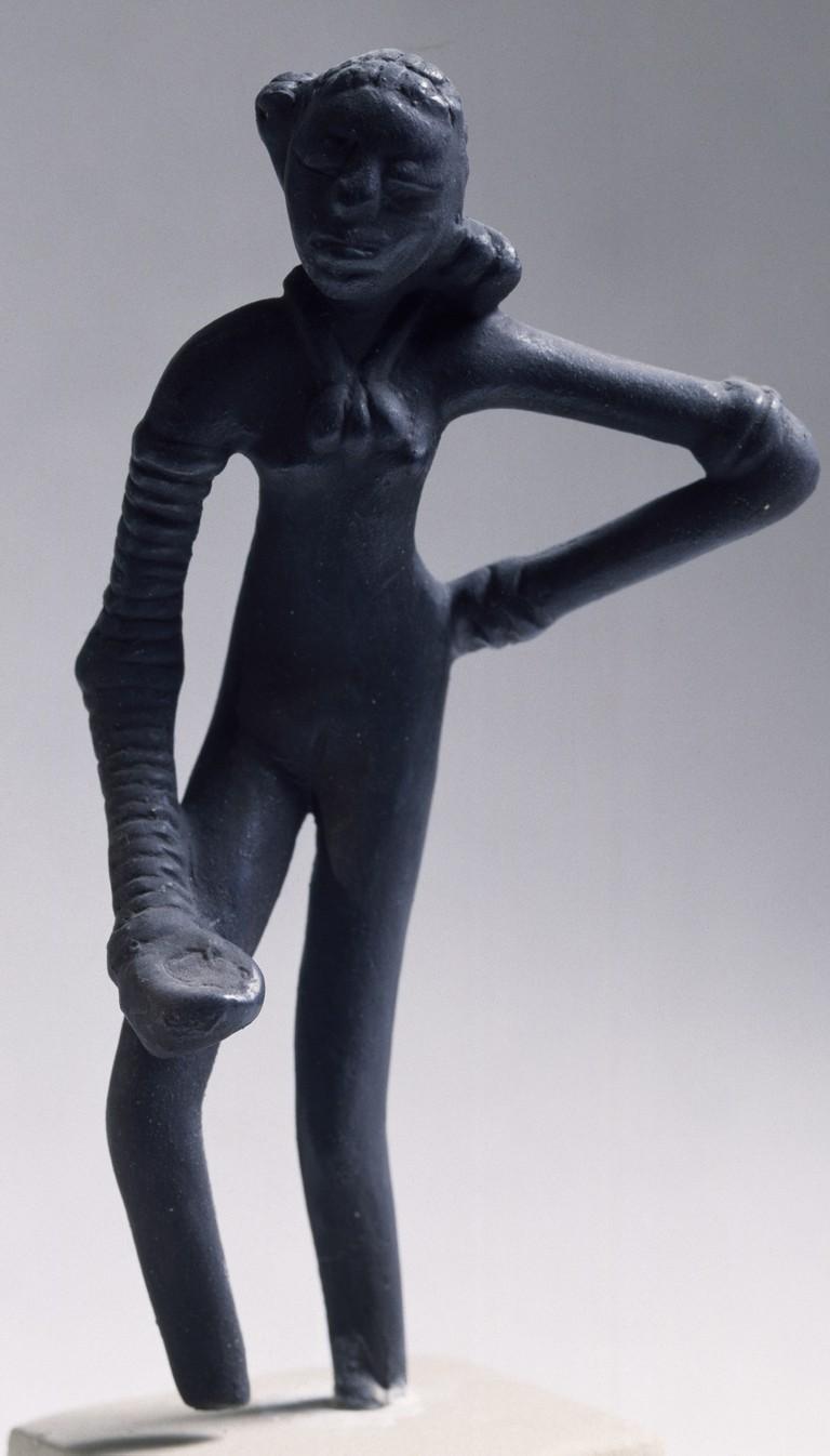 The Dancing Girl of Mohenjo-Daro