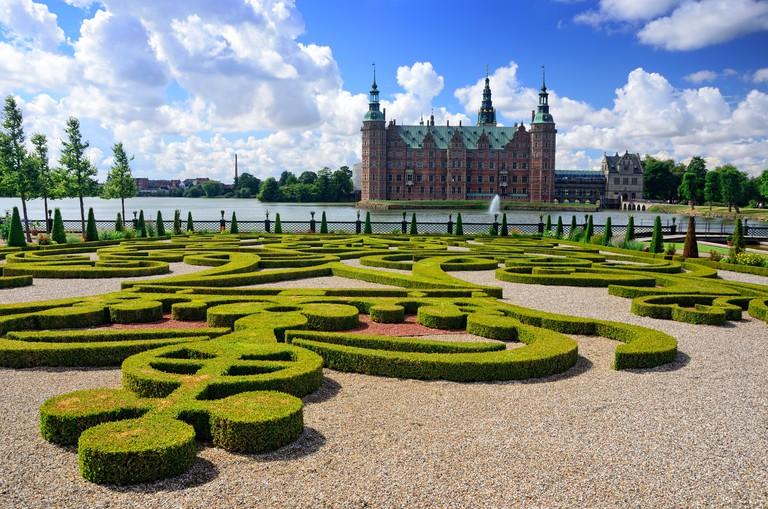 Frederiksborg Garden