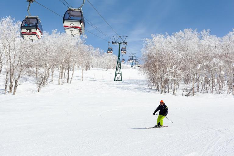 Niseko Annupuri ski resort