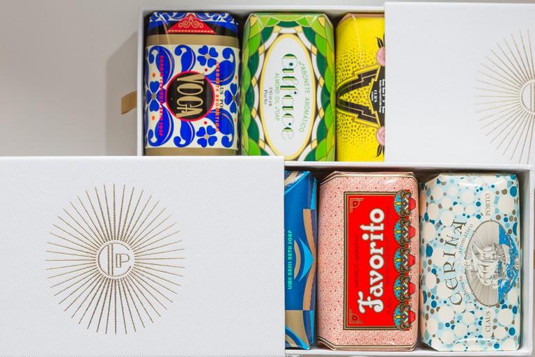 Perfumes at Claus Porto