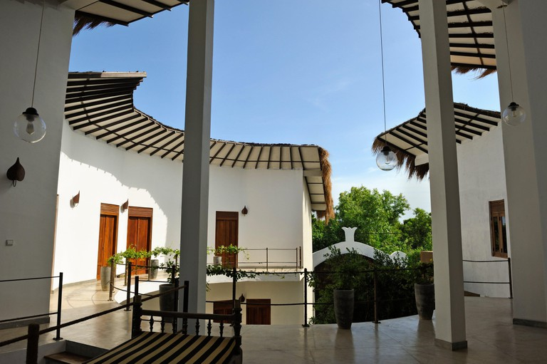 Sen Wellness Sanctuary (design by architect Adriana Arbex), Sri Lanka.