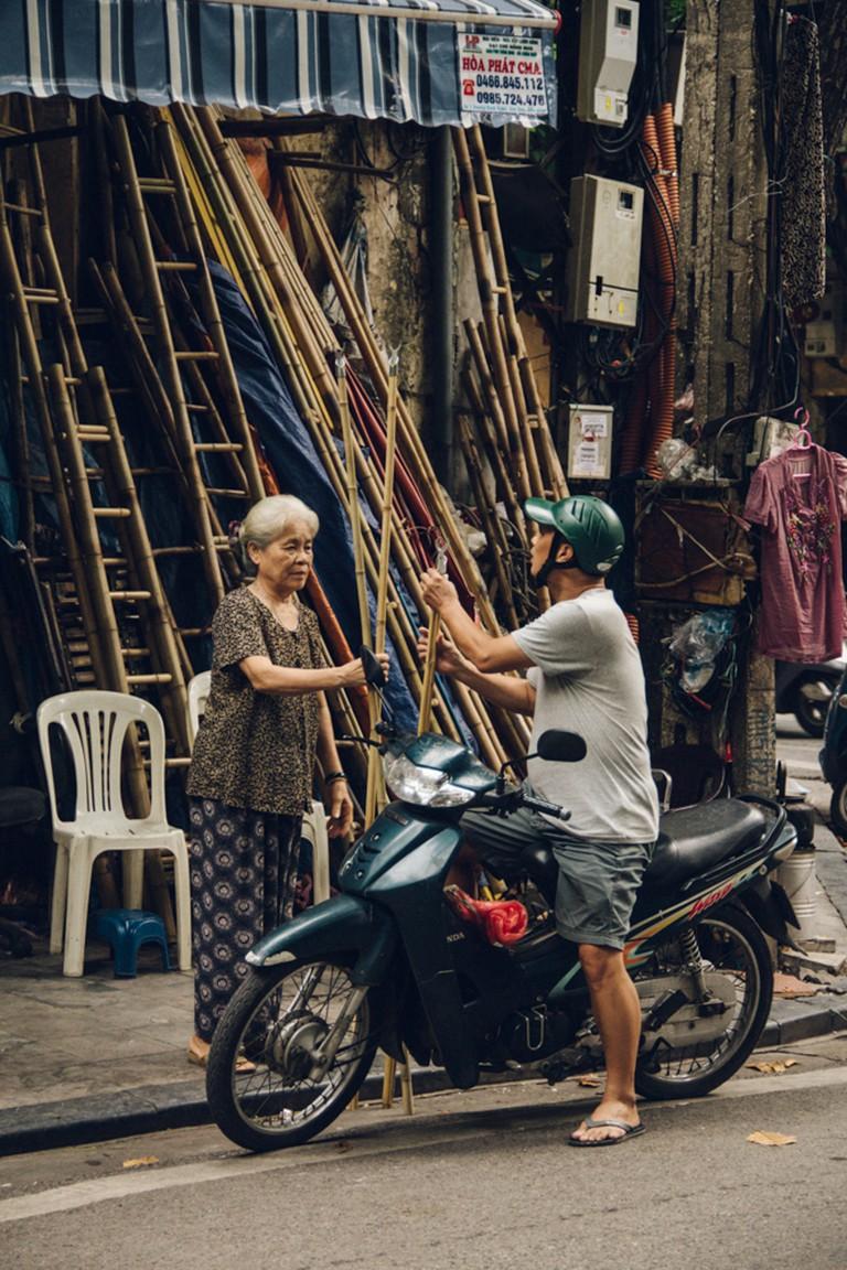 Hang Vai, Bamboo Street