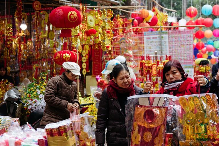 Hang Ma, Lantern Street