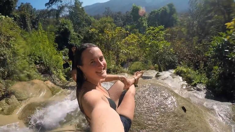 Sticky Waterfalls 3