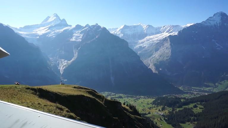 Switzerland Cliff Walk 2