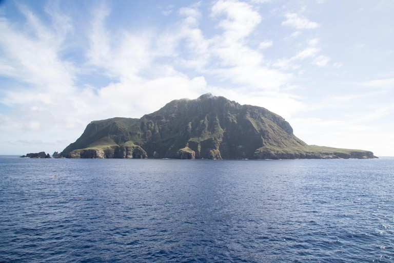 The stunning Inaccessible Island - British Overseas Territory