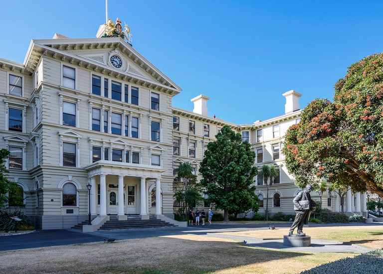 Victoria University Wellington, New Zealand