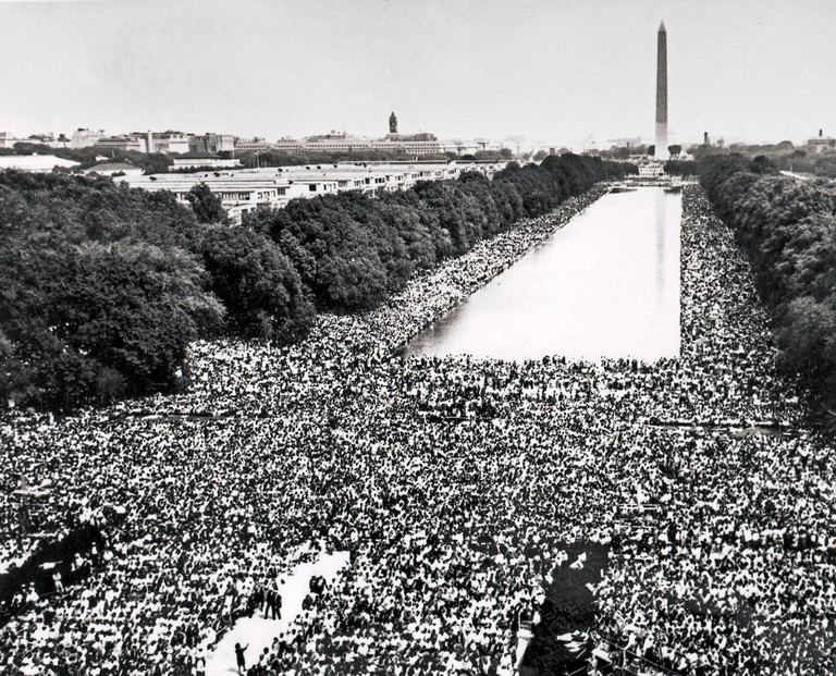 March on Washington, Martin Luther King, Jr. I have a Dream speech