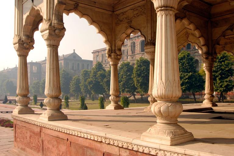 Red Fort (Shahjahanabad), New Delhi India