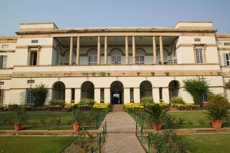 Nehru Memorial Museum, Murti Bhavan, former home of leader Jawaharlal Nehru.