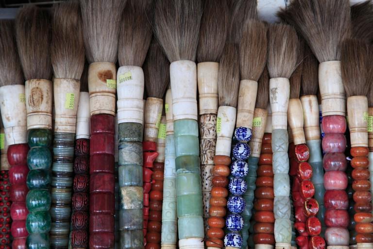 Calligraphy Brushes, Insadong