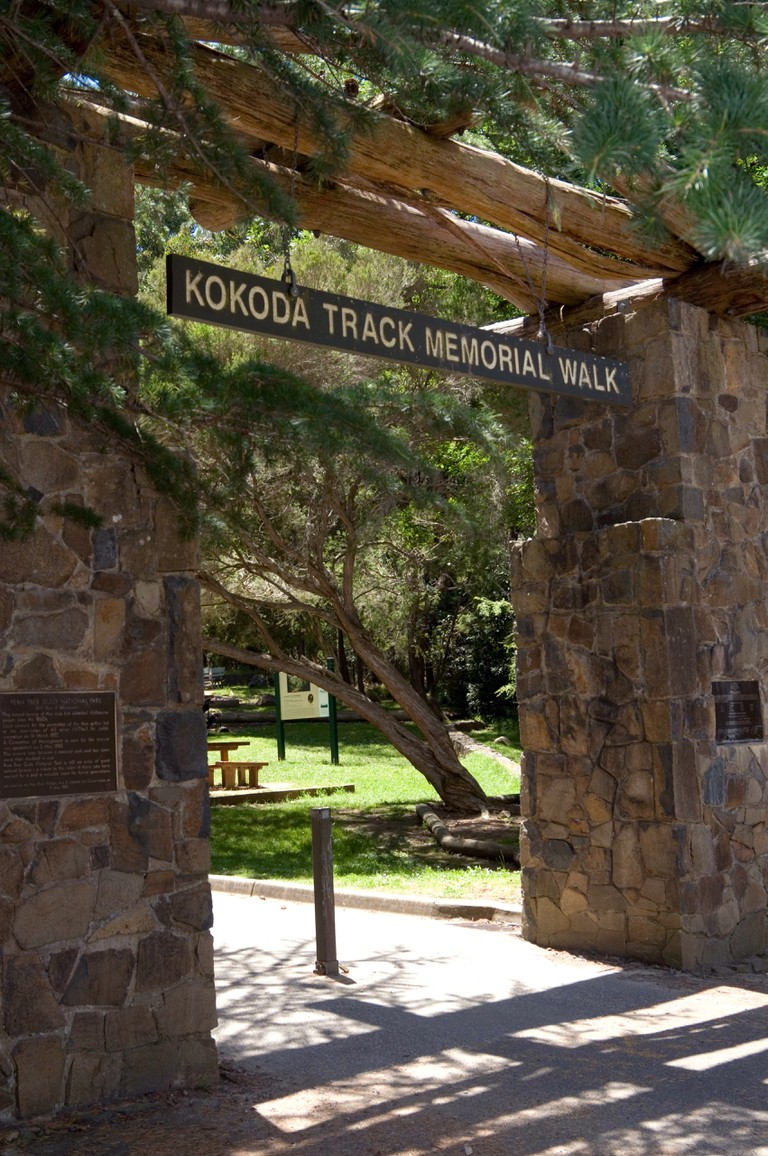 Kokoda Track Memorial Walk