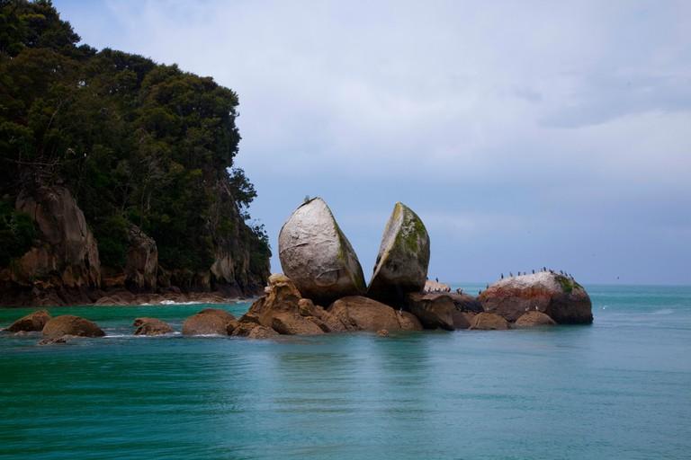 Split Rock, Abel Tasman National Park
