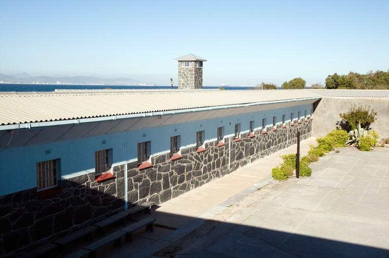 Robben Island Prison. Robben Island, Cape Town.