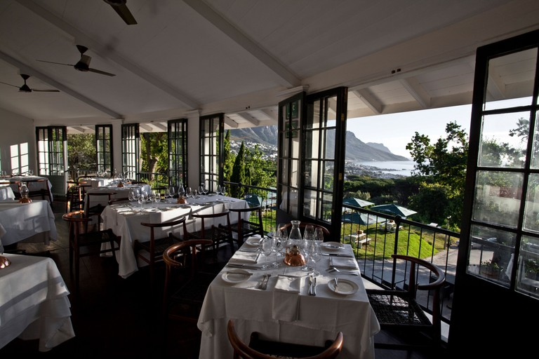 The Roundhouse restaurant, Camps Bay