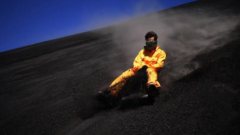 CTUG18 - 0409 - Volcano Boarding in Nicaragua - in body