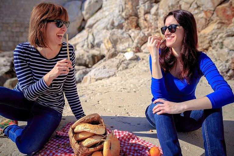 culture-trip-best-restaurants-in-dubrovnik-Marija-Turkalj-Matičević-and-her-sister-ana-dubrovnik-food-story-1