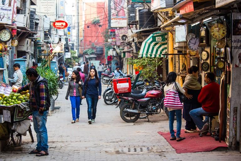 Khan Market, Delhi, India