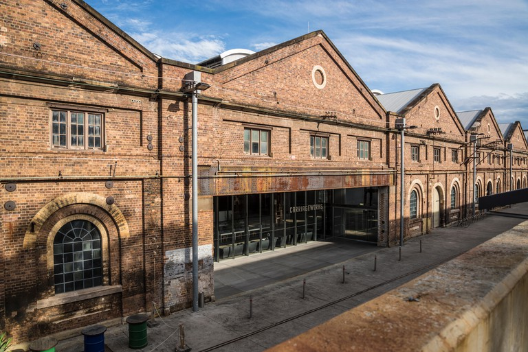 Carriageworks Arts Centre, Sydney