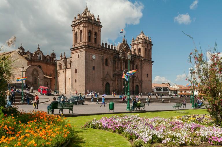 Catedral de Ascuncion de la Virgen, Cuzco, Peru