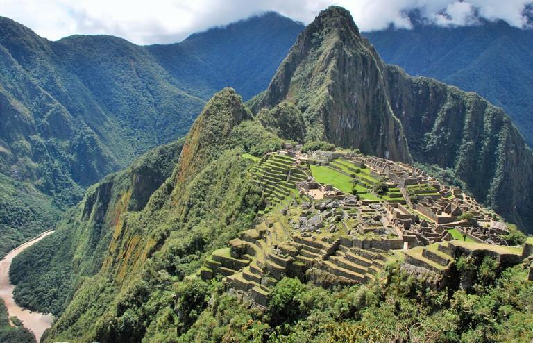Machu Picchu, Cusco, Peru !