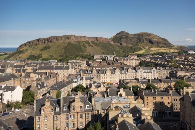 Arthurs Seat, Edinburgh.