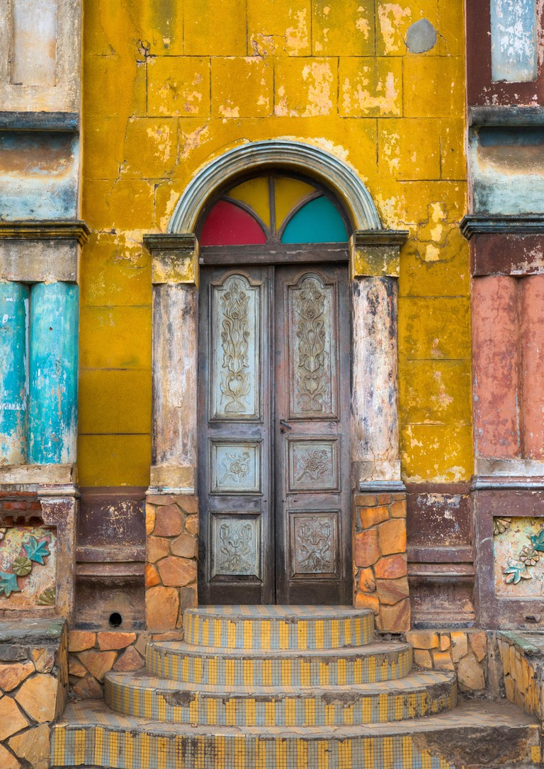 Multicoloured Great Mosque
