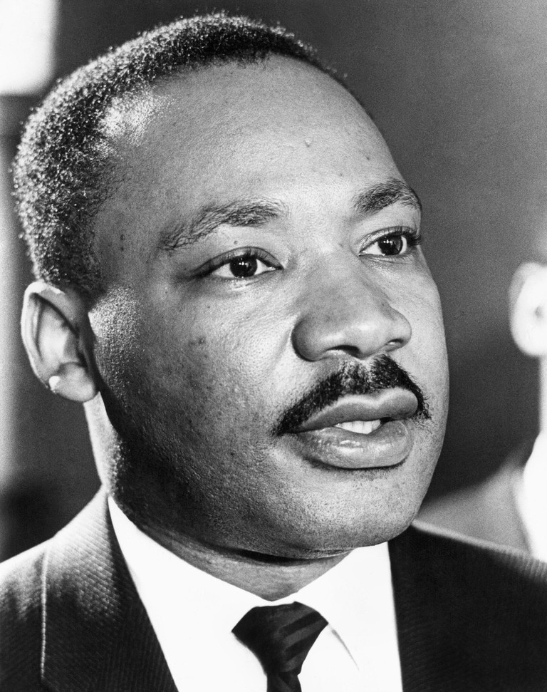 MARTIN LUTHER KING, JR. /n(1929-1968). American cleric and reformer. Photographed in March 1965.