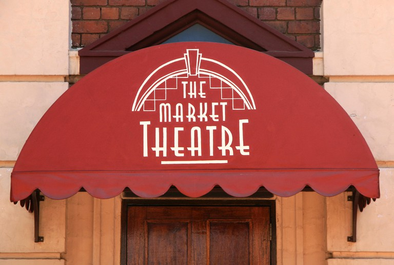 The Market Theatre, Johannesburg, Gauteng, South Africa