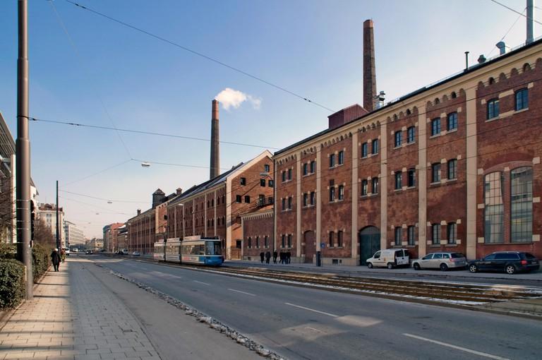 geography / travel, Germany, Bavaria, Munich, Augustiner brewery, Landsberger Strasse, Schwanthalerhoehe,