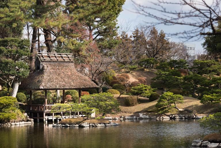 Shukkeien Garden, Japan.
