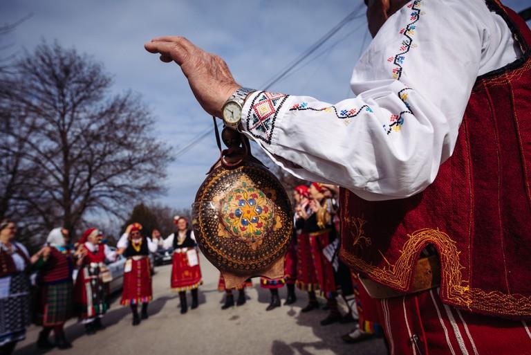 St. Trifon's day In Bulgaria