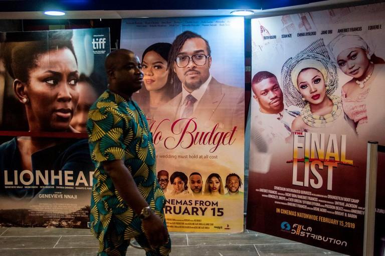 NIGERIA-ARTS-CINEMA-CULTURE-NOLLYWOOD