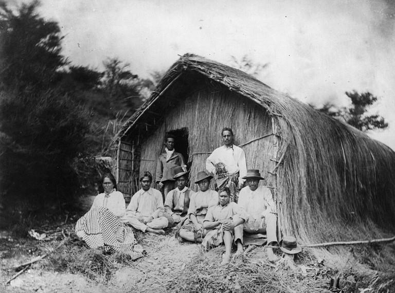 Maori Dwelling