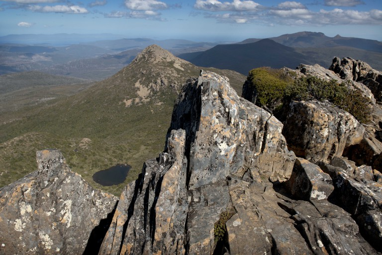 Hartz Peak, Hartz Mountains National Park, Tasmania