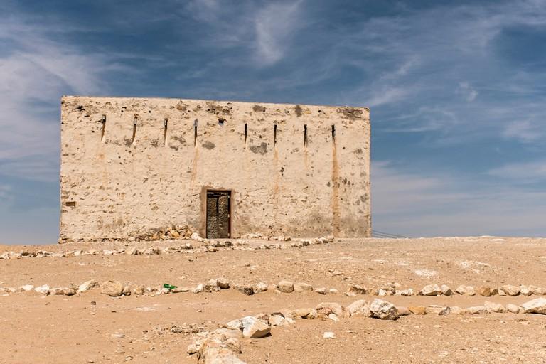 The ancient city of Ubar
