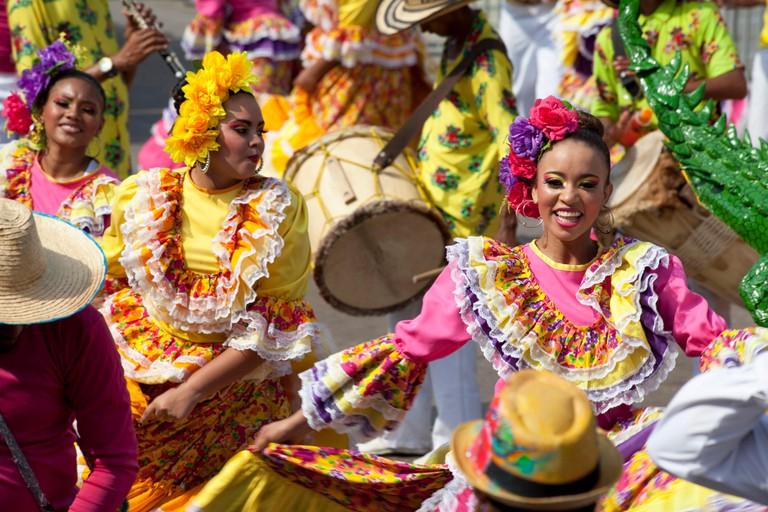 Mardi Gras Carnival, Barranquilla, Colombia