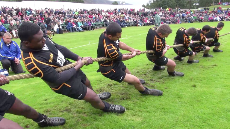 Highland Games 4