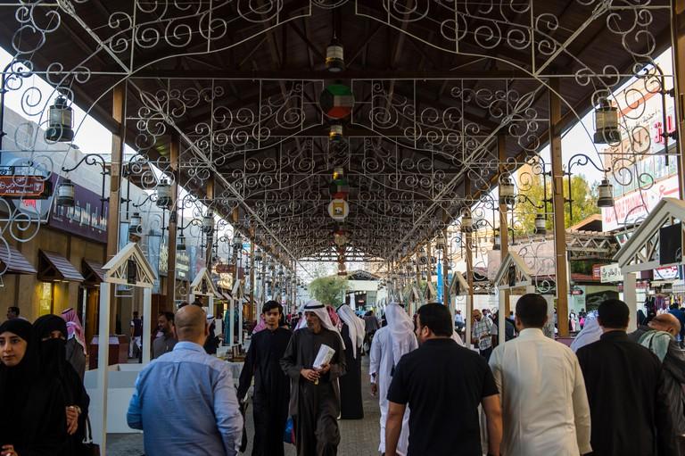 Souk Al-Mubarakiya, Kuwait City