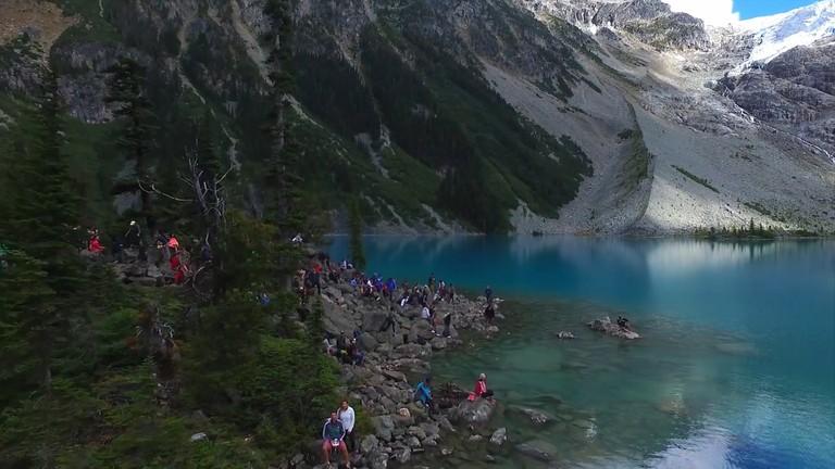 Joffre Lakes Provincial Park 2