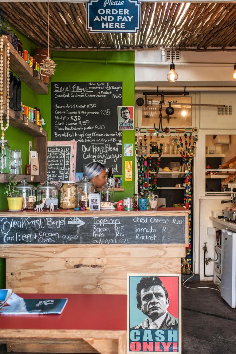 Bob's Bagel Cafe, Kalk Bay