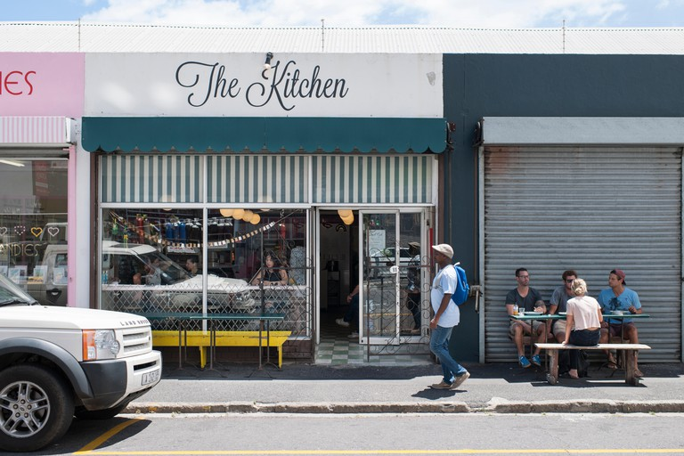 The Kitchen cafe and takeaway in Woodstock