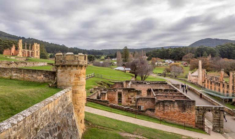 Port Arthur historical settlement